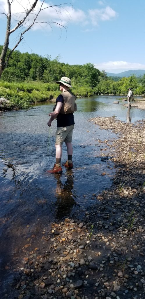 Fly Fishing, River, Stream, Vermont New York fly fishing guides