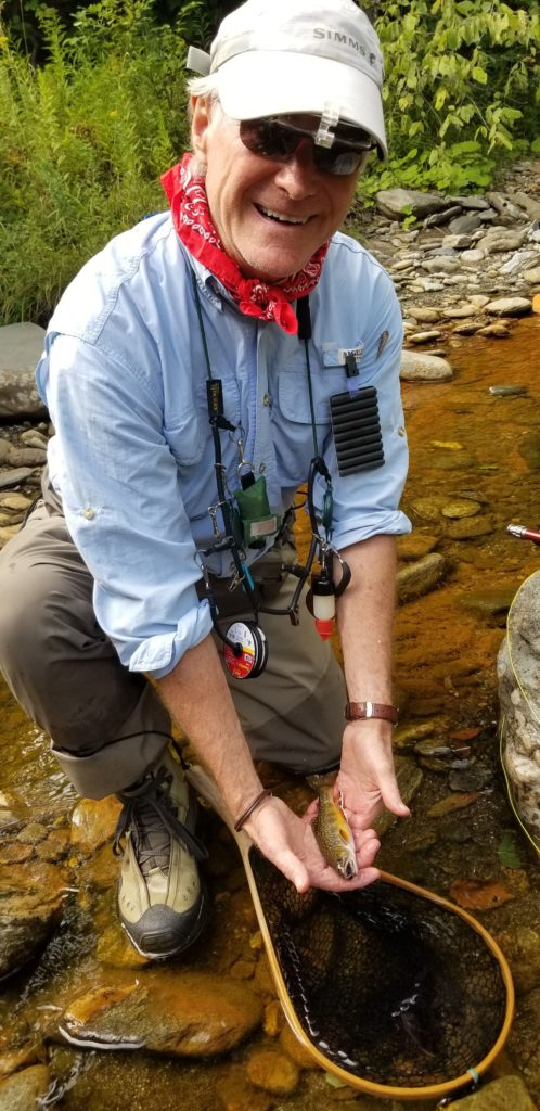 Fly Fishing Vermont, New York Brook Trout, guided trips fly fishing, vermont new york fly fishing guides