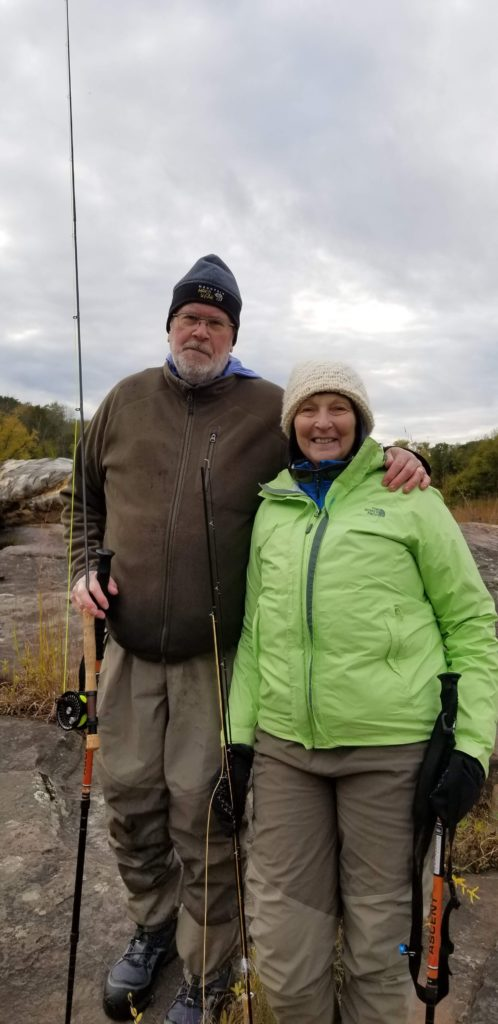 Fly Fishing Guided Trip, Clients, vermont, new york