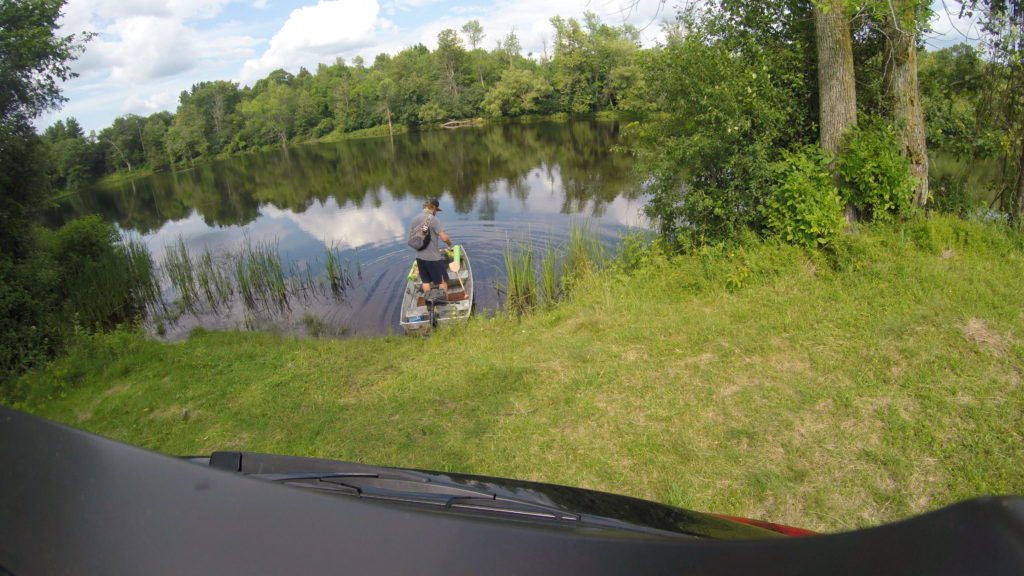 Fly Fishing Vermont New York Guided trips, Fly Fishing, Musky, River Drift