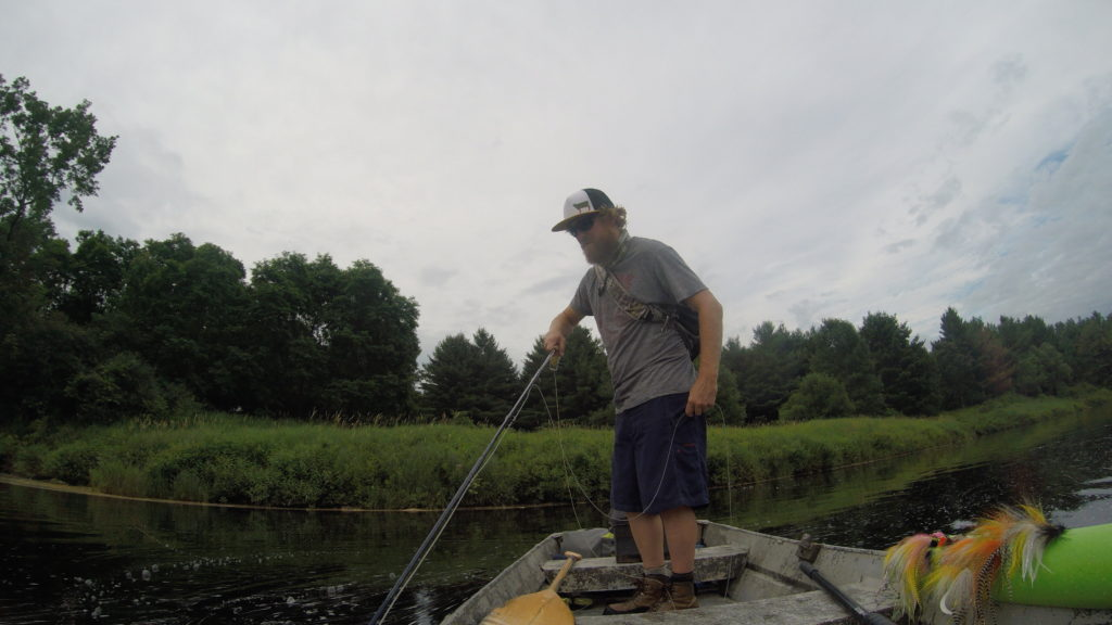 Fishing, Fly Fishing, River, Vermont, New York